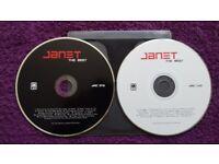 2 janet jackson cds