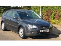 FORD FOCUS SPORT 1.6 PETROL 2007 56REG LOW MILES NEW MOT NEW SERVICE PRICED TO SELL