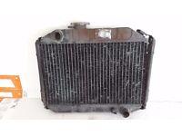 Ford Escort Mk1 Radiator . Spares or Repair. Only £15.