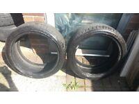 2 Tyres Falken 215/40/17
