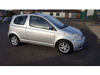 Toyota Yaris T-spirit Automatic 2003 only 1 previous owner. Not Honda Jazz or Micra