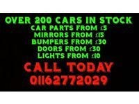 Car Parts 100s Available Varied Models, Ford, Audi, Vauxhall ect....