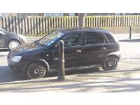 Vauxhall Corsa Black 5Dr