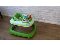 baby musical walker Chicco