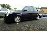 Vw lupo 1.4 95k on the clock lowered