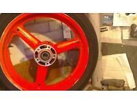 Gsxr srad wheels