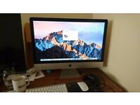 Apple iMac (27 inch - Late 2013) 3.2 Ghz Intel i5, 8GB 1600 Mhz, 1 TB, Nvidia GeForce GT 755M 1GB