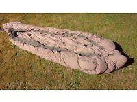 Vintage US army sleeping bag