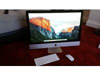 "Apple iMac 27"" inch with Retina 5K Display - Intel Core i5, 8GB, 1TB, MK462BA --- AS NEW--"