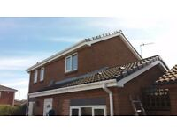 Gutters fascias dry verge ridge cladding