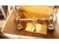 Ultra Luxury Beaumont Bridge Basin Mixer - Chrome - I315X