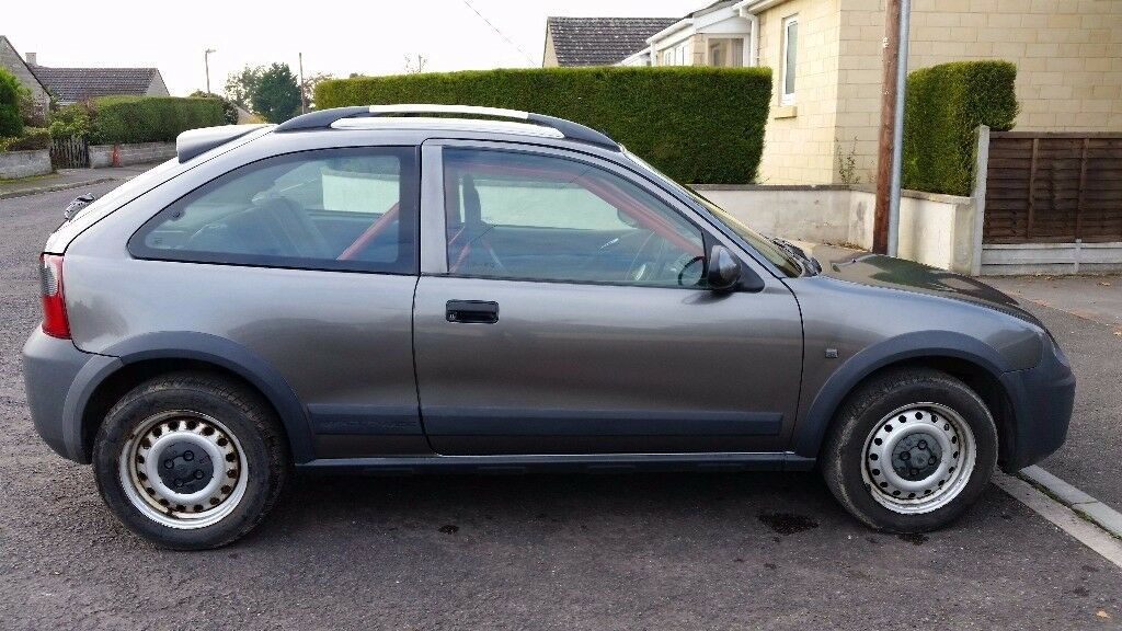Rover Streetwise Sport 1400cc Road Rally/Targa Car (Equivalent to MG ...