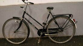 Beautiful classic Dutch bike - Union brand - like Gazelle Batavus or Sparta