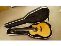 OVATION Custom Legend - Unique Electro Acoustic Guitar with Extras. Gorgeous!