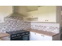 Mulitskilled handy man service fully insured kitchens and bath rooms fitted Decorating landscaping