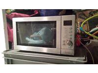 Tesco microwave £12 ono-new price