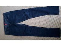 Ladies Denim Skinny fit Jeans W14 L30
