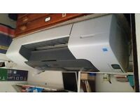 """HP DesignJet T 610 - 24"""" (A1) Inkjet Colour Printer for sale, as new condition"""