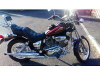 Yamaha Virago XV750 1995 Full Year MOT 19k