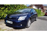 TOYOTA AVENSIS D4D T4 - FULLY LOADED
