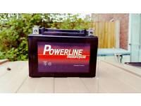 CBR 600 battery (Powerline)