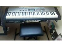 Keyboard CASIO Brand new in box inc. extras