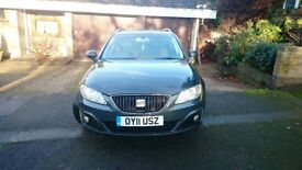 SEAT EXEO ST 2.0 TSI 2011 Manual