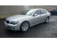 bmw 7series 730d se turbo diesel automatic 2006 56 plate x5 a8