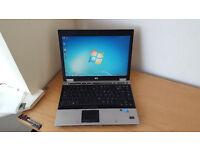 Ref 106 HP Laptop Microsoft Windows 7 Office 3GB RAM 160GB HDD Wifi