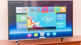 FOR SALE 65 inch SMART TV HISENSE UHD ULEED 4K