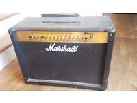 Marshall guitar amp MG 250 fdx