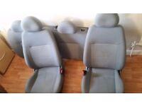 Corsa C Seats