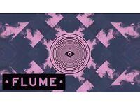 2x Flume Tickets - Alexandra Palace Thurs 17th Novemeber (£35 each)