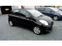 07 Toyota Yaris 1.3 TR 5 Door MOT 29/01/2019 Low Ins clean car Can be Seen anytime