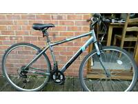 Gents hybrid. Fully serviced at kesgrave mobile cycle repairs.