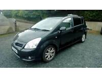 08 Toyota Verso SR 2.2 DIESEL 7 Seater Great car 2Keys can Be seen ANYTIME