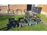Hayter Lawnmowers Spares & Repairs
