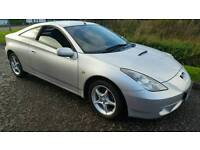Toyota Celica Full Toyota Service History