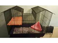 rat / giant hamster cage