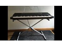Casio CPS-201 Electronic Keyboard and stand