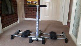 Leg Majic Exercise Machine