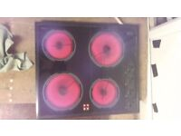 **FIRENZI**(SCHOTT CERAN 60B)**4 RING ELECTRIC HOB**COLLECTION\DELIVERY**NO OFFERS**MORE AVAILABLE**