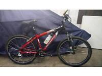 Mountain bike sarazon