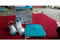 Angelcare baby monitor with sensor mat