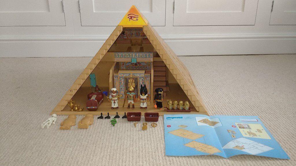 Playmobil Egyptian Pyramid- 4240 set