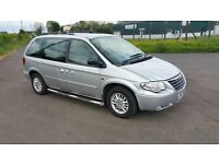2007 chrysler voyager 7/8 seater