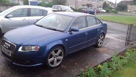 Audi a4 quick sale