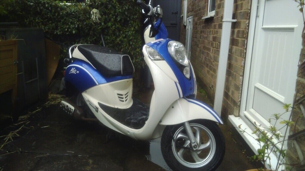 Mio Sym 50cc | in York, North Yorkshire | Gumtree