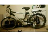 Faster Electric bike 45 kmh 500watt