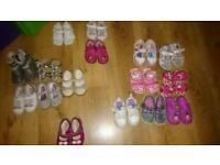 Girls shoes sandals bundle